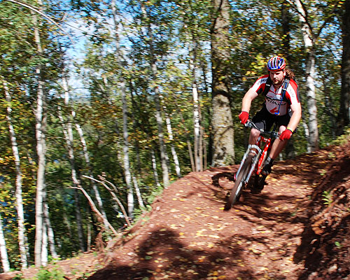 Cuyuna Mountain Bike Trail System - Crosby, MN