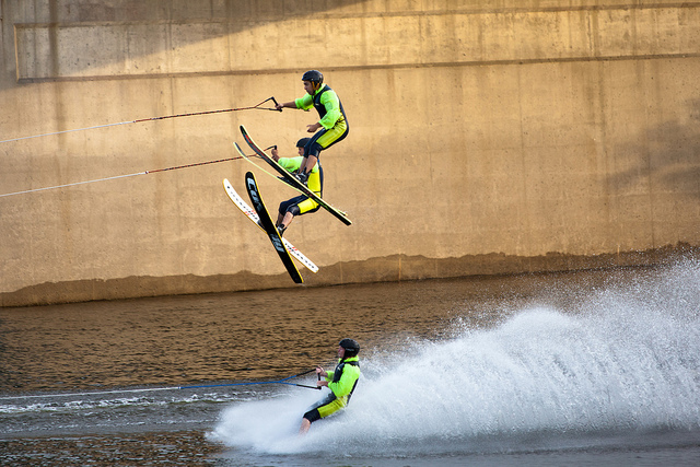 Wake U.S. Water Ski Show Team