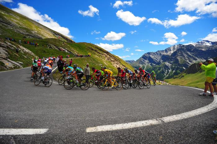 Behind the Scenes at the Tour de France