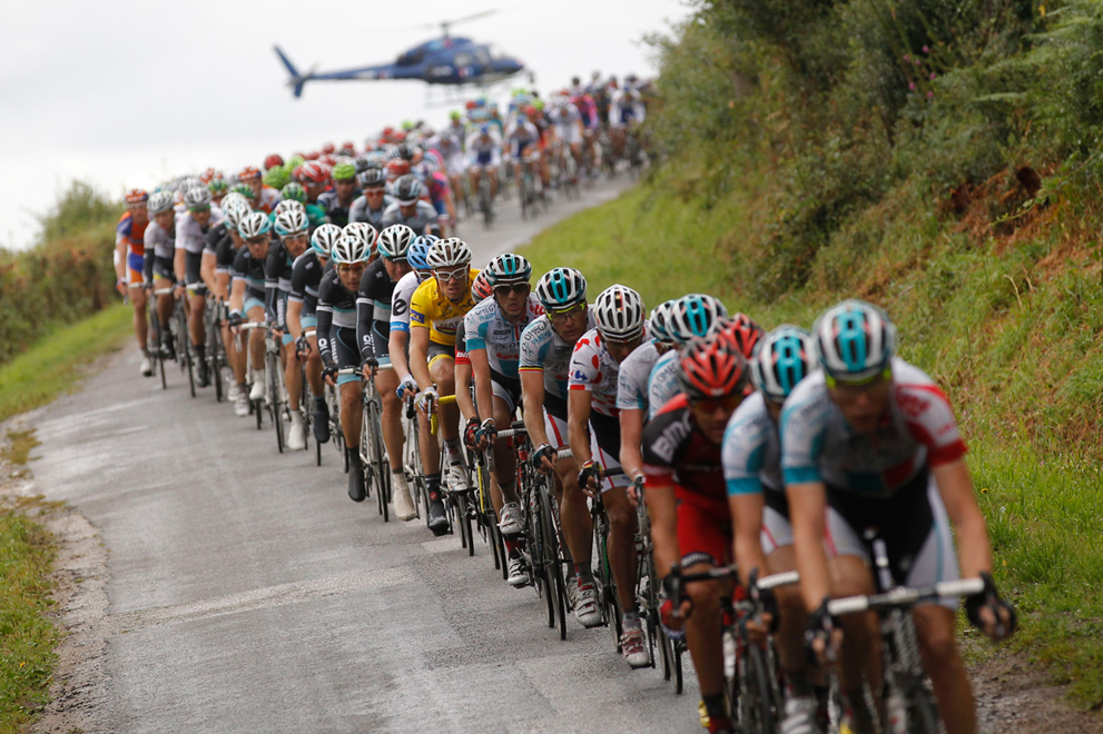 fourth stage of the Tour de France on Tuesday July 5, 2011.