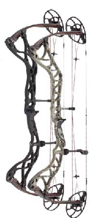 The Bowtech Destroyer... 350 fps.. amazing!