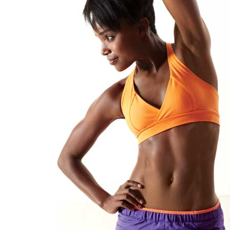 Fitness 10 Ways to Get a Flat Stomach