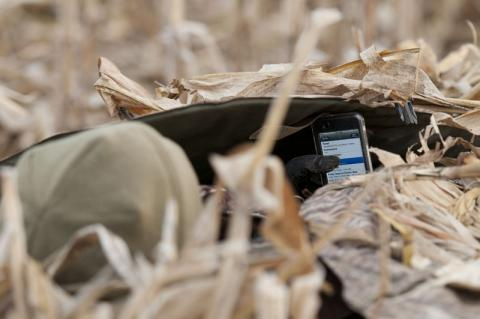 Generation iHunt - Don't TXT and Hunt!