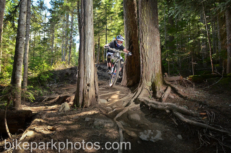 We are the photographers in the Whistler Bike Park everyday. To see your photos, check out www.bikeparkphotos.com!