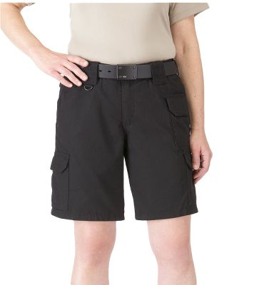 Hunting Great for on-duty work and off-duty play, the superior fit and comfort of these sturdy shorts will have you wanting more than one pair. Theyre made of durable and breathable 8.5-oz. cotton canvas that softens with every wash, and feature bartacks at high-stress areas, a double-thick seat and double- and triple-needle stitching for wear that lasts. The self-adjusting comfort waistband teams with Cordura nylon lining in strategic areas for a pleasing feel. Seven pockets offer abundant storage and a D-ring is great for keys and carabiners. Genuine YKK zippers and Prym snaps. Machine washable. Imported. Inseam: 8. Even sizes: 2-20. Colors: Black, Khaki, OD Green, Fire Navy. Size: 8. Color: Od Green. Gender: Female. Age Group: Adult. Material: Cotton. Type: Shorts. - $47.99