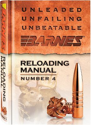 Hunting Contains up-to-date loading data for Barnes TSX and long-range MRX hunting bullets. Includes data for Barnes Banded Solids for dangerous big game, XPB handgun bullets and Barnes best-selling Varmint Grenades. Hardcover. - $27.99
