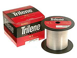Fishing Super strong, extra limp Berkely Trilene XL comes off the spool smooth and straight for long, accurate, controllable casts and natural lure presentation. Color: Clear. Available: 3,000-yd. spool. Lb. Test Dia. (in.) 4 0.008 6 0.009 8 0.010 10 0.011 12 0.013 14 0.014 17 0.015 20 0.016 - $42.99