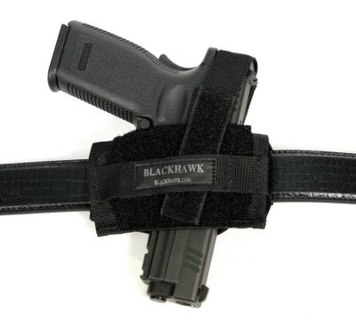 Guns and Military Go light with this compact slide holster. Nylon web belt loops on both sides fit belts up to 1-1/2 wide. Available: Compact Belt Auto/Rev. Fits most automatics and revolvers. .22-.25 Auto/Small .380 .22 and .25 automatics and small .380s Ambidextrous Small/Large Auto/Rev. Holds most small-to-medium frame and medium-to-large frame automatics and revolvers. Type: Concealed Carry. - $19.99