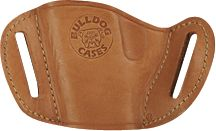 Made from tanned, hand-tooled leather, each molded holster delivers multiple fits and lasting, long-wearing durability. Small, medium and large belt-slide holsters fit todays most popular automatics and smaller micro pistols. Right hand use only. Imported. Color: Tan. Color: Tan. Type: Concealed Carry. - $19.99