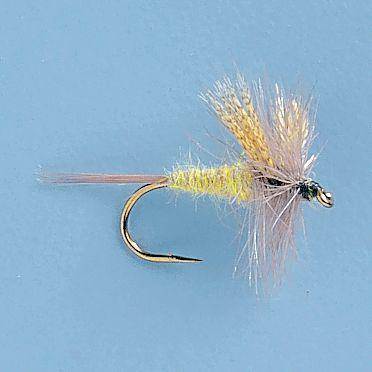 Flyfishing A great imitation for any of the lighter colored Hendrickson mayflies found in the northeast. Also works well as an imitation for PMDs (Pale Morning Duns) or other light colored mayflies. Per 3. Sizes: 12, 14, 16. Type: Dry Flies. - $4.49