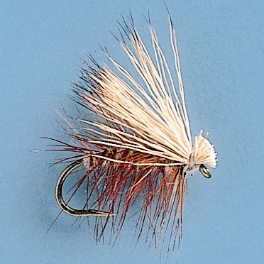 Flyfishing Elk Hair Caddis is often considered one of the most effective caddis patterns. Tan Elk Hair Caddis flies float well, and look extremely realistic to fool even the wariest trout. Per 12. Sizes: 12, 14, 16. Color: Tan. Type: Dry Flies. - $15.99