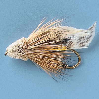 Flyfishing Incredibly versatile, the Muddler Minnow can be fished as a dead-drift dry floater or sunk. Or, you can treat it as if it was tied on with a riffling hitch. Per 12. Sizes: 4, 6, 8. Type: Streamers. - $11.99