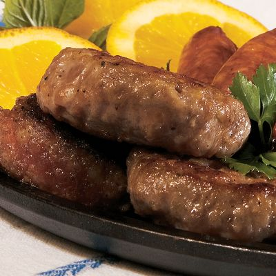 With a richer taste and leaner fat content than domestic pork, wild-boar ground breakfast sausage is unlike any other wild or domestic meat. Crumble the softened sausage into your favorite meatloaf recipe or form it into patties for a delectable breakfast. Four 1-lb. packages are ground and spiced to perfection. Our food makes a great gift for family, friends or business associates. To place a multi item food order for your business please contact Cabelas Corporate Outfitters at 1-800-243-6626. Color: Multi. - $54.99