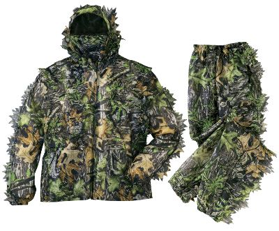 Hunting For days in the turkey woods when the mosquitoes and black flies just wont leave you alone, you cant beat the complete concealment and biteproof comfort of this all-new bugproof suit. We started with a foundation of insect-blocking No-See-Um mesh throughout both the pants and jacket. Then we added the 3-D camouflage leaf-cut strips to completely break up your outline. The jacket has a full zippered front, elastic cuffs, drawcord hem and a Visor Pro head cover to completely lock out biting insects. Pants have a comfortable elastic waistband and cuffs. Imported. Sizes: S/M, L/XL, 2XL/3XL. Camo pattern: Mossy Oak Obsession. Size: SMALL/MEDIUM. Color: Mossy Oak Obsession. Gender: Male. Age Group: Adult. - $69.99