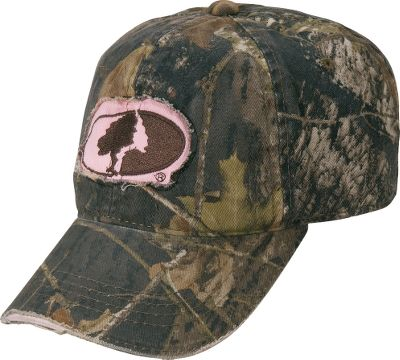 Hunting Big-name ball caps will let everyone know you live for the outdoors. Adjusts to fit most. Imported. Available: Pink Camo, Mossy Oak Break-Up Infinity, Mossy Oak Obsession. Size: ONE SIZE FITS MOST. Color: Mo Break-Up Infinity. Gender: Male. Age Group: Adult. Type: Caps. - $4.88