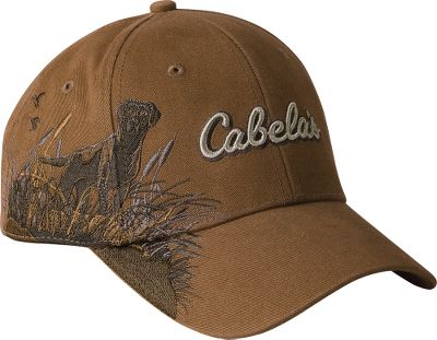 Fishing Detailed embroidery celebrates your favorite wildlife in these eye-catching caps. Dri Duck was born out of a commitment to elevate rugged apparel to a new level of performance, comfort and quality craftsmanship. Rugged, 100% cotton twill fabric for casual comfort. Adjustable Velcro strap for a custom fit. Embossed leather patch. One size fits most. Imported. Available: Elk , Lab, Rainbow Trout, Black Lab, Whitetail Deer, Bass, Buck, Walleye, Antelope, Mallard, Mule Deer, Trout. Size: One Size Fits All. Color: Rainbow Trout. Gender: Male. Age Group: Adult. Material: Leather. Type: Headwear. - $14.99