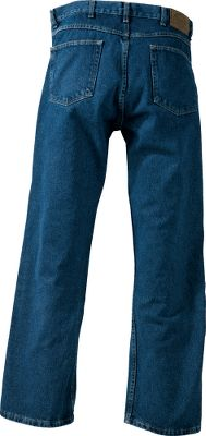 We updated the fit and style to create an even more comfortable versions of these customer-favorite jeans. Each pair is crafted of long-wearing 14-oz. 100% cotton denim. Durable YKK zippers and reinforcements at all stress points round out these dependable workhorses. Cabelas Roughneck Mens Loose Fit Denim Jeans provide maximum mobility and comfort with an extra-full cut that provides even more freedom than our popular Relaxed Fit jeans. Try on a pair for yourself. We think youll be impressed with the changes. Imported. Available: Inseam: 29. Waist sizes: 34-52 (even). Inseams: 30, 32, 34. Waist sizes: 30, 32, 33, 34-52 (even). Inseam: 36. Waist sizes: 32, 33, 34-46 (even). Colors: Darkstone, Stonewash. Size: 42. Color: Darkstone. Gender: Male. Age Group: Adult. Pattern: Stonewash. Material: Denim. Type: Jeans. - $20.99