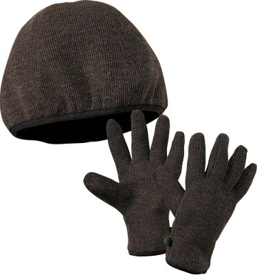 Trusted by generations of hunters and fishermen, ragg wool offers dependable warmth and comfort in cold weather. Unlike fleece or leather, wool stays warm even if it gets wet. This high-value combo includes gloves and a hat. Imported. Sizes: M/L, XL/2XL. Color: Brown Heather. Size: XLARGE/2XLARGE. Color: Brown Heather. Gender: Male. Age Group: Adult. Material: Wool. Type: Gloves. - $39.99
