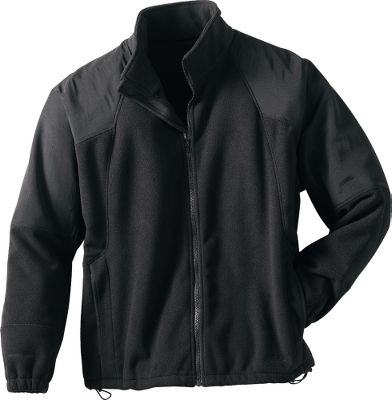 Keep wind out and warmth in with this technical fleece jacket with WindShear. Nylon-reinforced shoulders and arms look sporty and provide extra durability. Deep handwarmer pockets keep hands toasty warm and hold valuables securely. Drawcord hem further helps seal out cold winds. Imported. Tall sizes: M-3XL. Extra 2 body, 1-1/2 sleeve length. Colors: Deep Royal, Black, Brick Red, Loden. Size: MEDIUM. Color: Loden. Gender: Male. Age Group: Adult. Material: Fleece. Type: Jackets. - $22.88