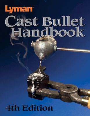 Look on the bench of any serious reloader and youll find at least one of Lymans authoritative handbooks. This 4th edition handbook is the first new cast bullet data manual in 30 years, and it is filled with load data, ballistics and interesting articles by well-known, in-the-field experts. Chronicling data for Lymans entire line of rifle and pistol molds, the 4th Edition Cast Bullet Handbook also contains data for selected molds from other manufacturers where those bullet designs or weights would be of great interest to cast bullet experimenters. New calibers have been added such as Ruger Compact Magnums, .327 Federal and many black-powder loads for the most popular older cartridges. Valuable how-to editorial and articles by acknowledged authorities like Mike Venturino. Softcover. 320 pages. - $21.99