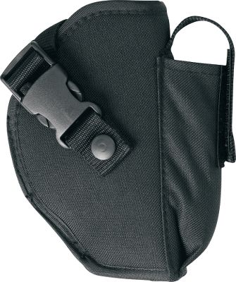 Tote your airsoft gun like the real thing in a tactical-style leg holster. Fully adjustable elastic belt and leg straps secure your side arm on your thigh for a more natural drawing motion. Fits most medium-to large-frame airsoft guns. Imported. Color: Natural. Type: Soft Air. - $9.99