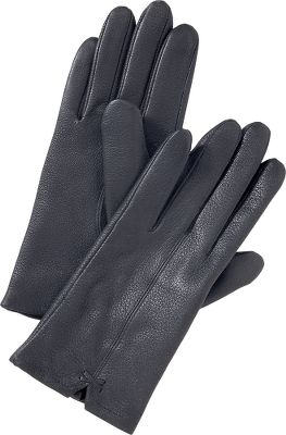 Buttery-soft deerskin shell. 40-gram ThinsulateInsulation. Silky brushed polyester lining. Imported. Sizes: S-XL. Colors: Black, Buckskin. Size: M. Color: Buckskin. Gender: Female. Age Group: Adult. Material: Polyester. - $12.99