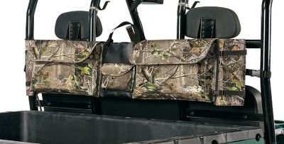 Designed for safe transport of your firearms. Water resistant polyester sheds moisture. Foam padding protects against shock and impact. Adjustable straps for easy attachment. Roll-up end closures. Convenient carry handle. Imported. Dimensions: 54-1/2L x 11-1/2W x 5H. Color: Camo. Color: Realtree Apg. Type: Soft Gun Storage. - $69.99