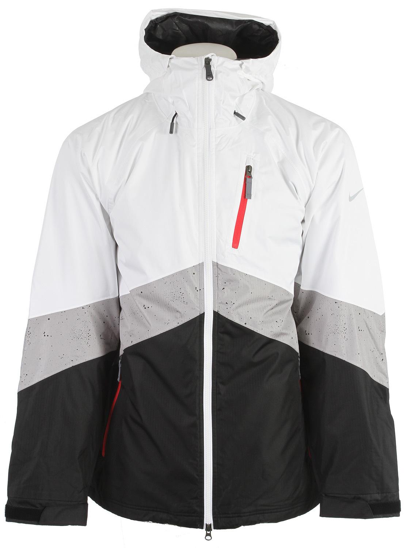 NEW Nike SB Kampai Pushead Tie Dye Neon Print Snowboarding 10K Jacket Large L