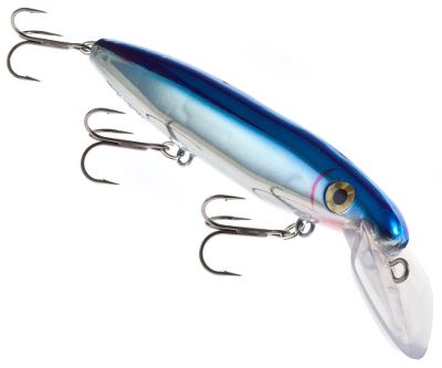 Fishing Designed by hall-of-fame angler Joe Bucher to target monster muskie, this deep-diving lure trolls at depths of 20-ft. plus. Snags and hangups are easily avoided with the buoyant tail, which allows the lure to rise backwards to get out of trouble. High-impact plastic body with an unbreakable molded lip. Per each. Size: 8, 2.5 oz. Colors: (003)Crawdad,(011)Sucker, (055)Firetiger, (103)Chrome/Chartreuse. Color: Chartreuse. Type: Crankbaits. - $21.99