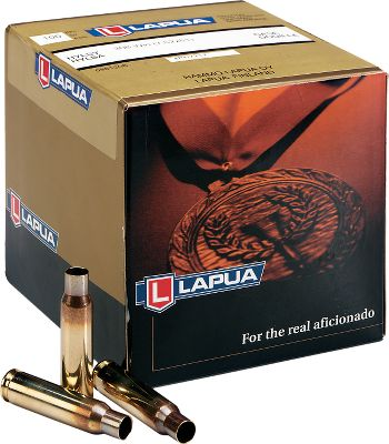 Hunting Every step from smelting to completion is monitored to meet Lapuas exacting standards. The result is cases of such high quality they can be reloaded a minimum of 10 times each. Type: Rifle Brass. - $69.99