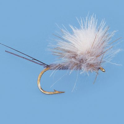 Flyfishing The version of the already versatile Adams pattern has features that simply make it a phenomenal fly. It is tied with CDC feathers for inherent flotation and with its parachute is easy to track as it floats along. Per 2. Sizes: 12, 14, 16, 18. Type: Dry Flies. - $3.79