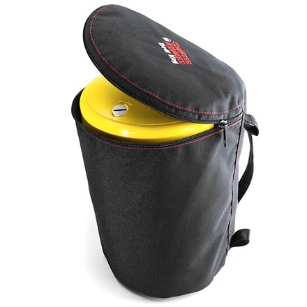 Camp and Hike This carrying case makes the Bear Keg easy to carry or strap to a pack. - $14.95