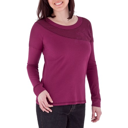 Entertainment The Royal Robbins Nellie Novelty shirt is notably comfortable and surprisingly durable. - $13.83